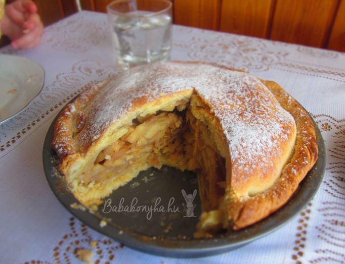 almás pite 3