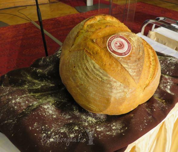 2016 Szent István-napi kenyér