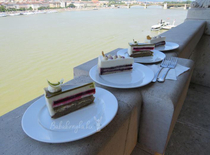Magyarország Tortája és Cukormentes Tortája 2016, a Duna