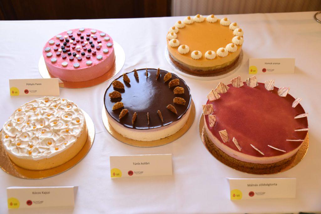 Országtorta cukormentes torták
